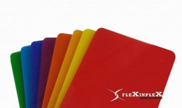Plexiglas Gekleurde Plaat 3050x2030