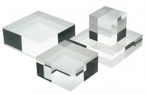 Plexiglas Blok Glashelder