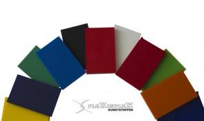 Plexiglas Acrysign kleuren tbv letters