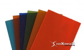 Plexiglas Dubbelzijdig Satijn Gekleurd Plaat 3050x2030