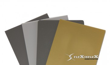 Plexiglas Metallic Gekleurd