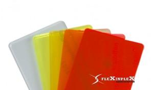 Plexiglas Fluor Gekleurde Plaat 3050x2030
