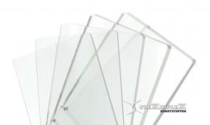 Plexiglas XT Optical Hardcoated