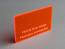 F51134 Fluor oranje